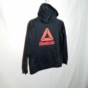 Reebok Tops - NWOT Women'sReebok Workout Graphic Hoodie